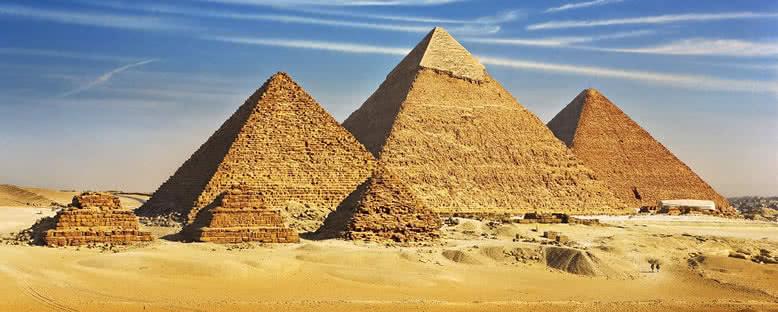 Piramitler - Kahire