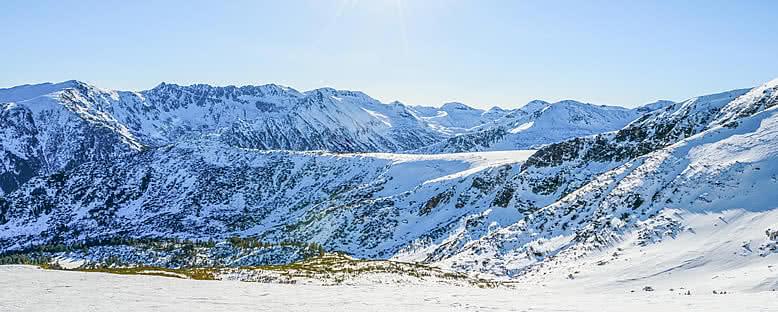 Pirin Dağı Zirveleri - Bansko