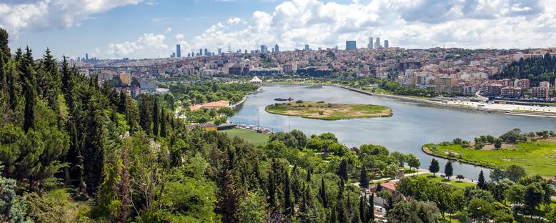 Piyer Loti'den Haliç Manzarası - İstanbul