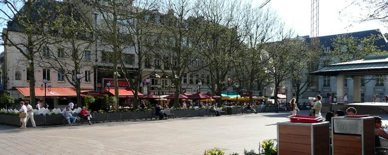 Place d'Armes - Lüksemburg