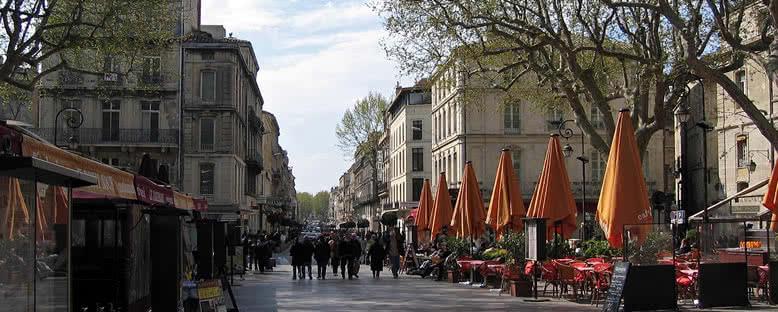 Place de l'Horloge - Avignon