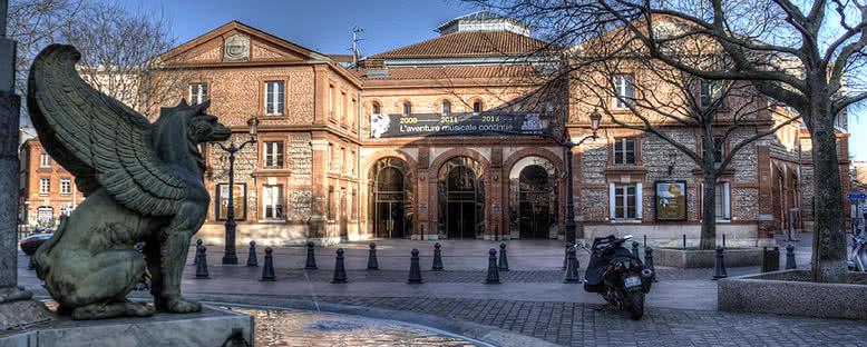 Place Dupuy - Toulouse