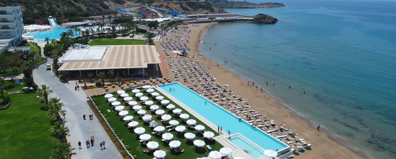 Plaj Alanı - Acapulco Resort Hotel