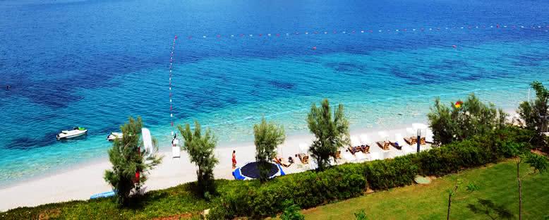 Plaj Manzarası - Bodrum