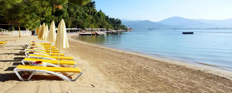 Plaj Manzarası - Fethiye