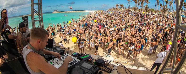 Plaj Partileri - Miami