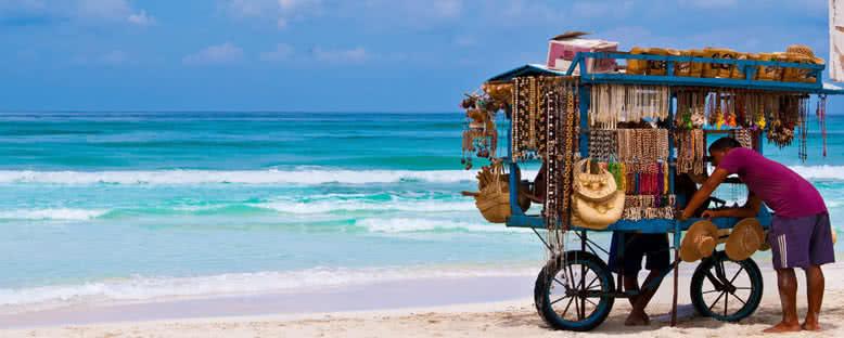Plaj Satıcıları - Varadero