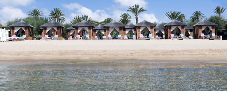 Plajda Cabana'lar - Nuh'un Gemisi Hotel