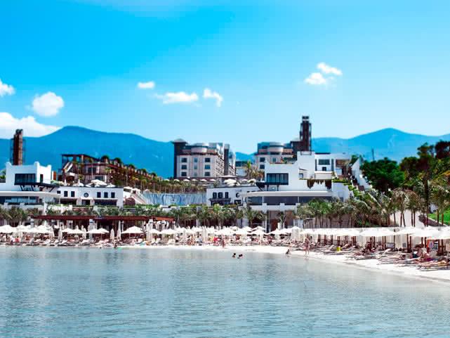 Plajlar - Cratos Premium Hotel