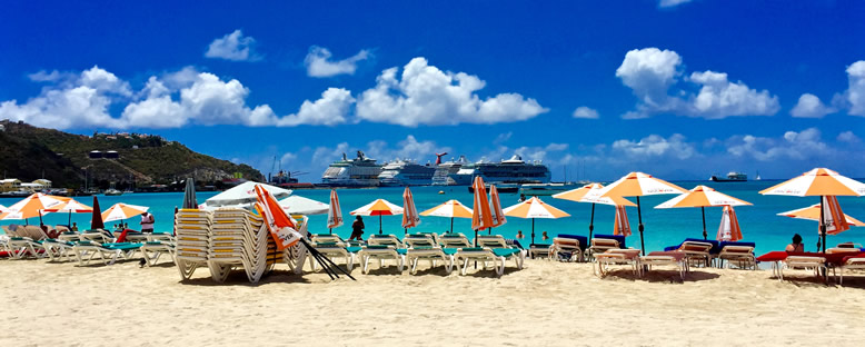 Plajlar - St. Maarten