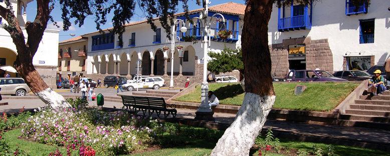 Plaza de Regojico - Cusco