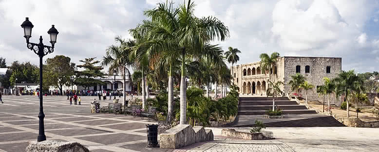Plaza Espana - Santo Domingo