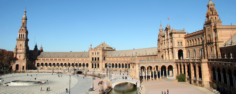 Plaza Espana - Sevilla