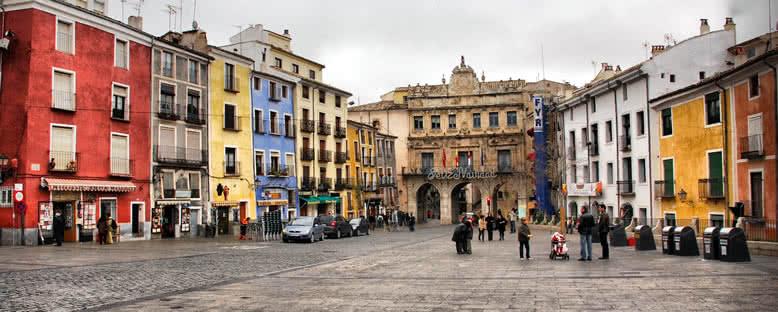 Plaza Mayor - Cuenca