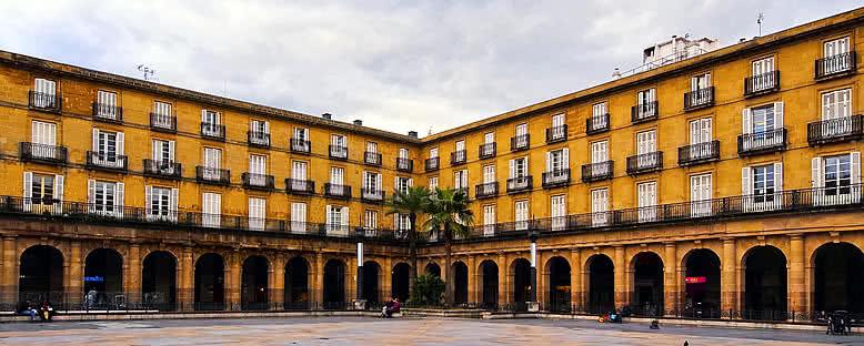 Plaza Nuevo - Bilbao