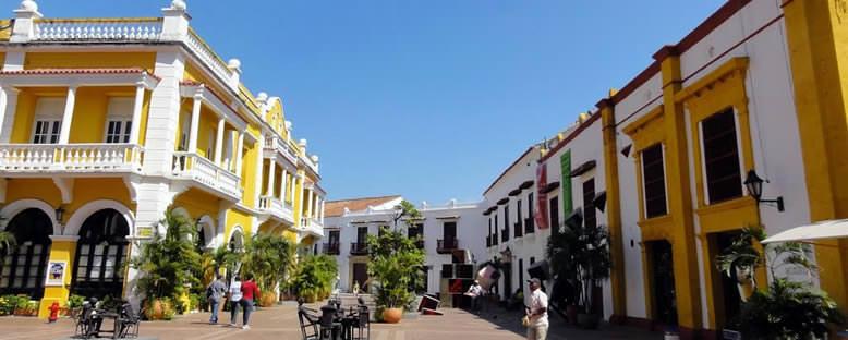 Plaza San Pedro Claver - Cartagena