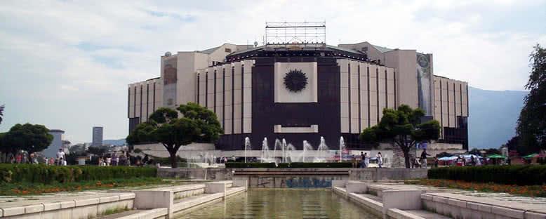 Kültür Sarayı - Sofya