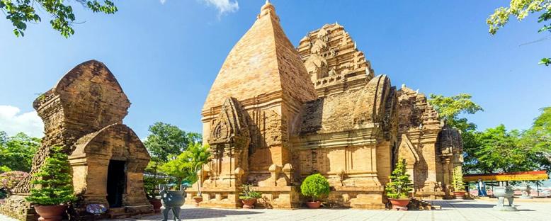 Po Nagar Tapınağı - Nha Trang