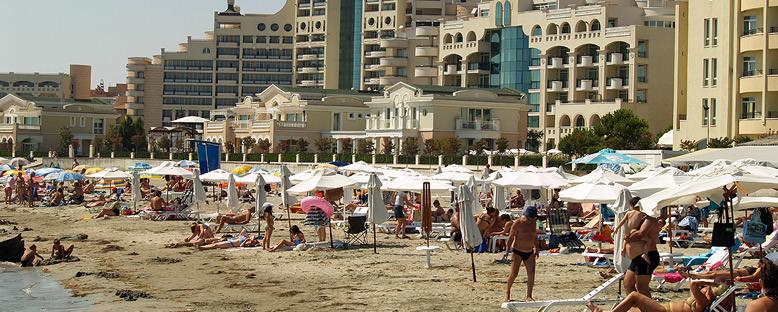 Pomorie Plajı - Burgaz