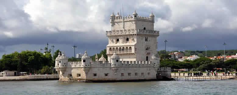 Belem Kulesi Bölgesi - Lizbon