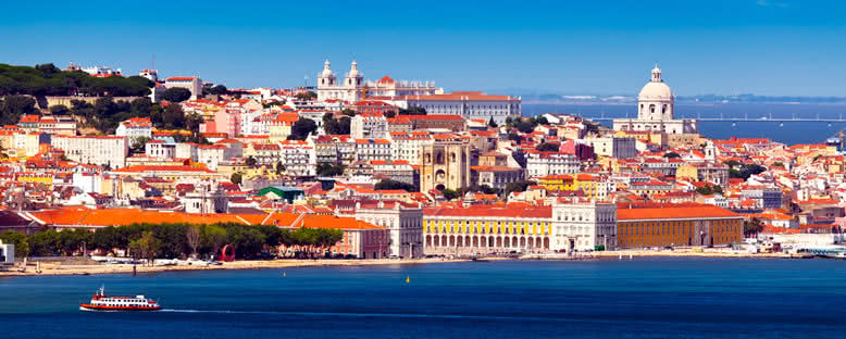 Tarihi Şehir Merkezi - Lizbon
