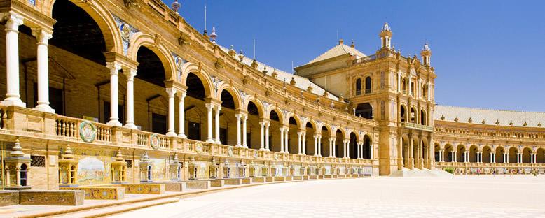 İspanyol Meydanı - Sevilla