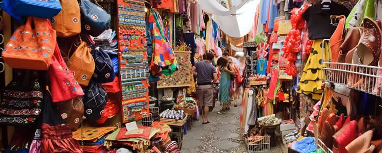 Pazar Sokağı - Granada
