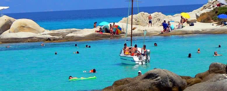 Portokali Plajı - Halkidiki