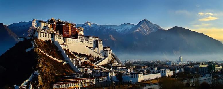 Potala Sarayı - Lhasa
