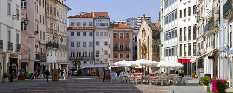 Praça do Comércio - Coimbra
