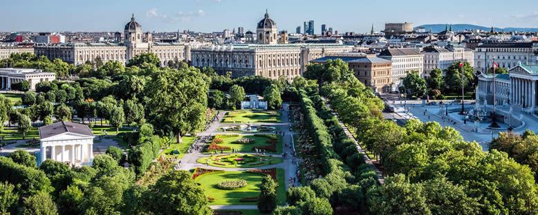 Müzeler Bölgesi - Viyana