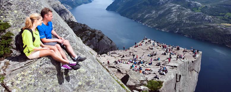 Preikestolen Seyir Terası - Stavanger