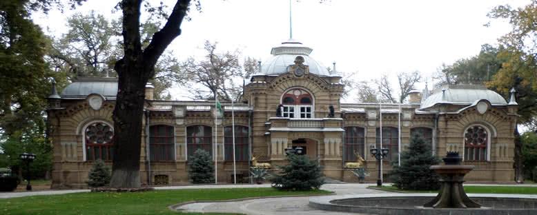 Prens Nikolai Konstantinovich Sarayı - Taşkent