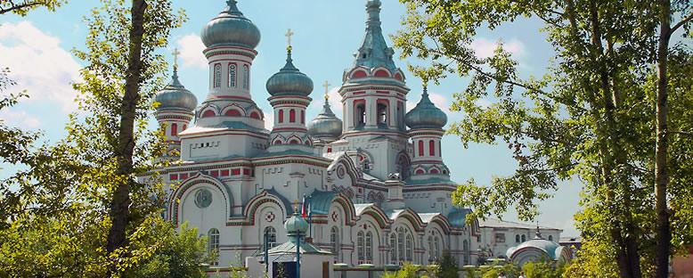 Prens Vladimir Manastırı - Irkutsk