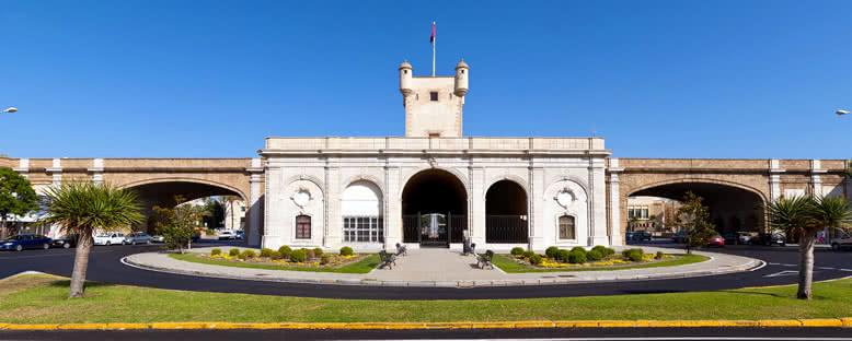 Puerta Tierra - Cadiz