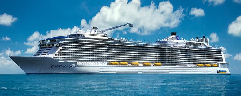 Quantum of the Seas Cruise Gemisi