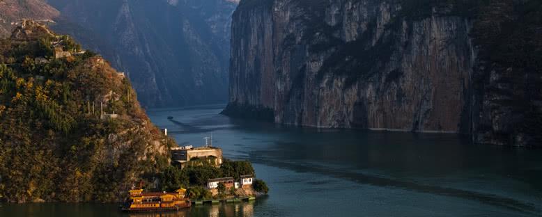 Qutang Boğazı - Yangtze