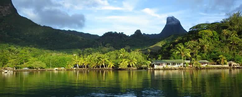 Raiatea - Fransız Polinezyası