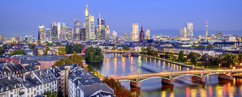 Kent Manzarası - Frankfurt