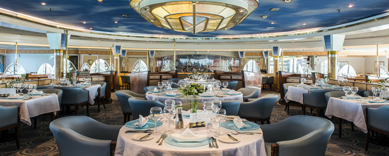 Restaurant - Celestyal Cruise