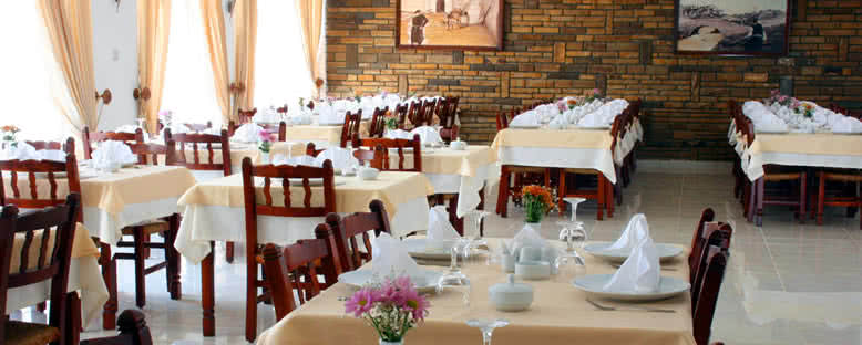 Restaurant - Dorana Hotel