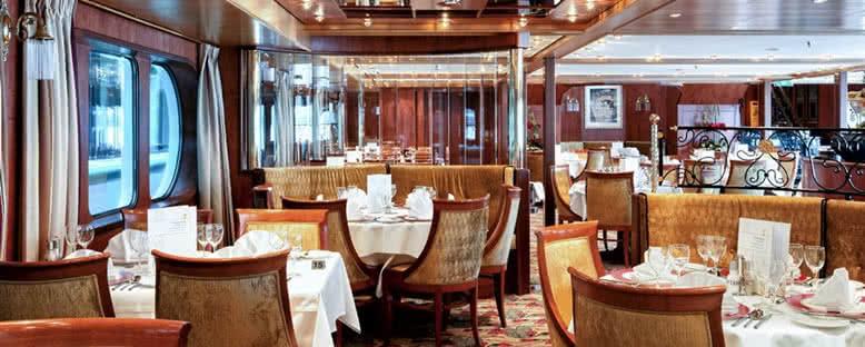 Restaurant - Swiss Tiara