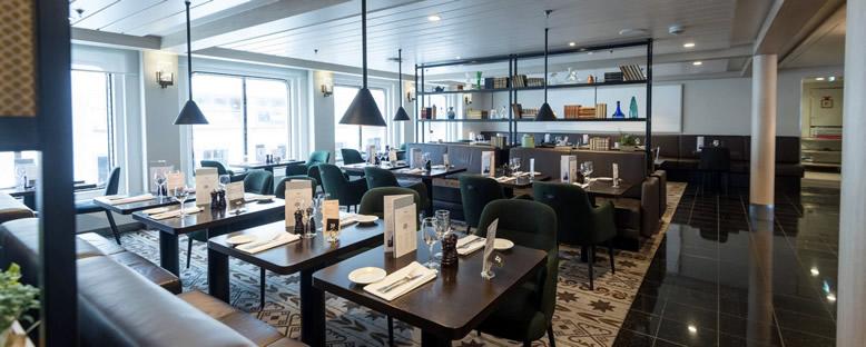 Restoran - MS Polarlys
