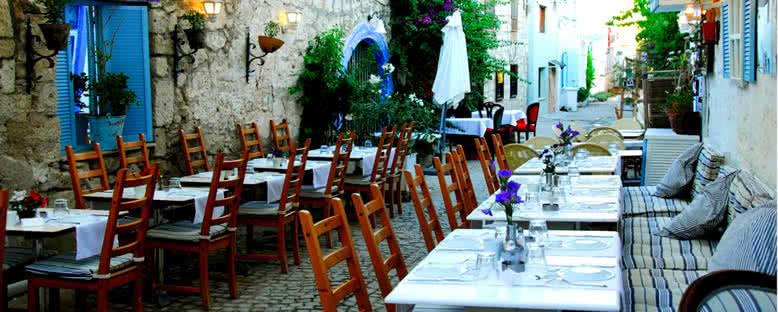 Restoranlar - Alaçatı