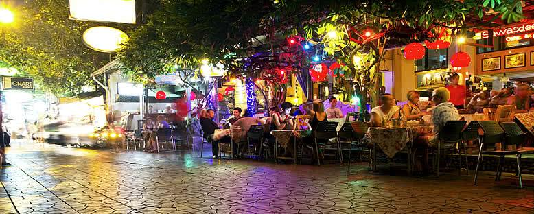 Restoranlar - Bangkok