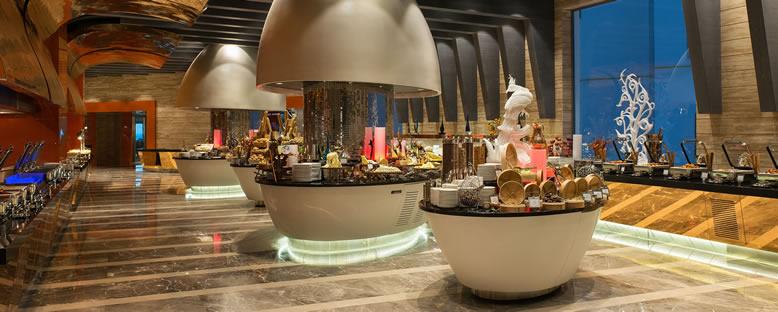 Restoranlar - Elexus Hotel