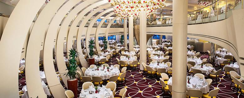 Restoranlar - Koningsdam
