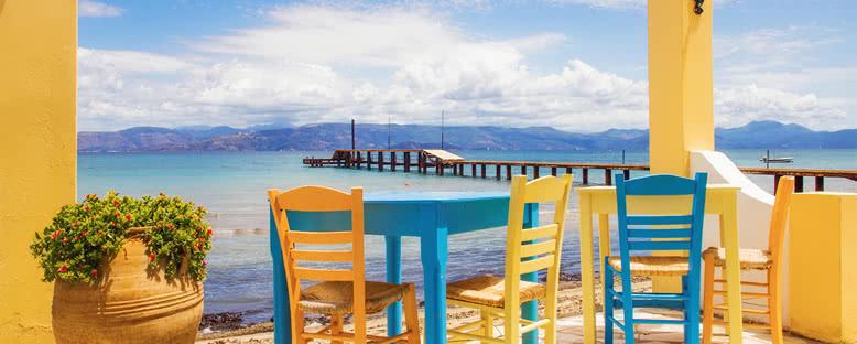 Restoranlar - Korfu