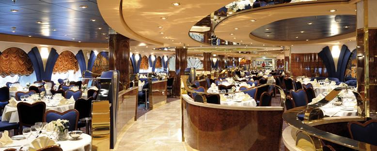 Restoranlar - MSC Cruise