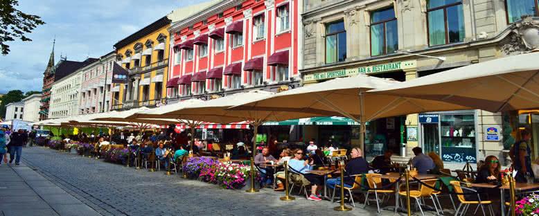 Restoranlar - Oslo